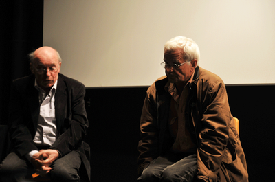 Christian Corouge et Michel Pialoux, Lille 2012